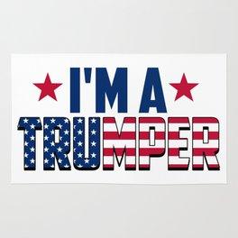I'm A Trumper Rug