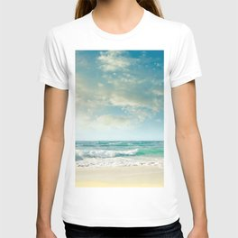 beach love tropical island paradise T-shirt
