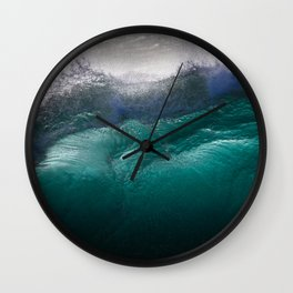 Chiseled Wall Clock