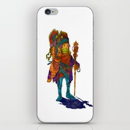 Nomad Funk Legs Robo Sandal Brother iPhone Skin