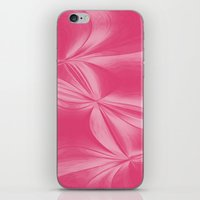 bow iPhone & iPod Skins featuring Bow by AlexinaRose