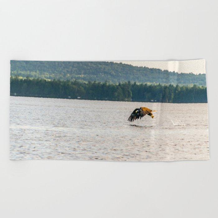 Master Fisher Beach Towel