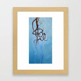 Monument of the Soul Framed Art Print