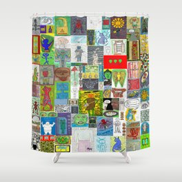 Kettle O...........!  Shower Curtain