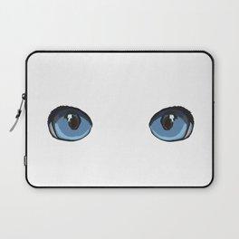 Her Eyes Laptop Sleeve
