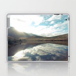 Sunny afternoon at a lake - Landscape Photography #Society6 Laptop & iPad Skin