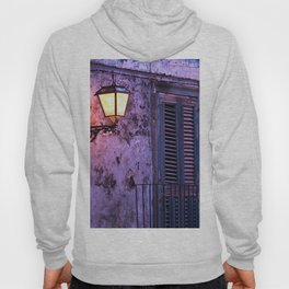 Medieval Facade of Forza d'Agro in Sicily Hoody