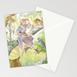 Naturalist Stationery Cards