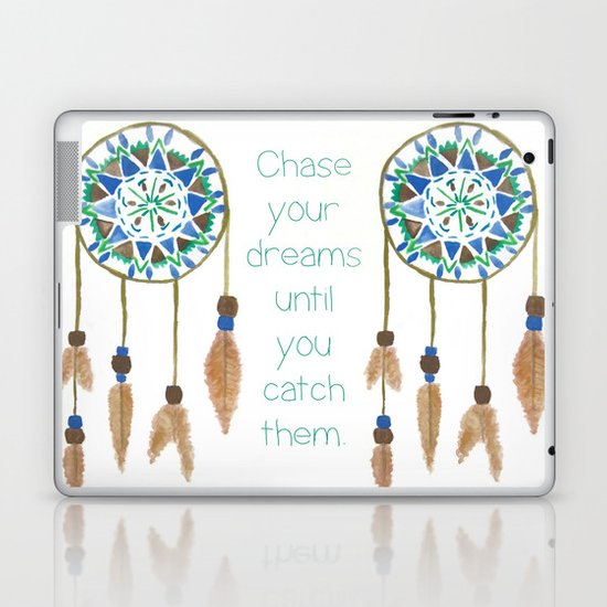 Dream Catcher Laptop & iPad Skin