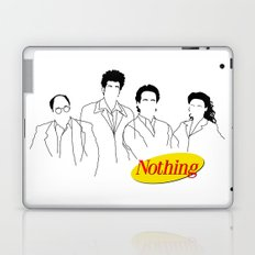 A Show About Nothing Laptop & iPad Skin