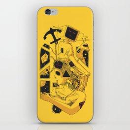 In Too Deep iPhone Skin