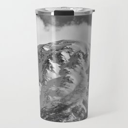 Snowy Alaskan Mountain - 2 Travel Mug