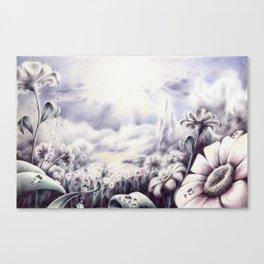 Il campo Canvas Print