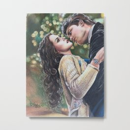 Flightless Bird Metal Print