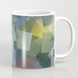 Cubism Abstract 180 Coffee Mug