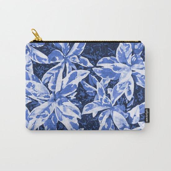 Aloha Blue Carry-All Pouch