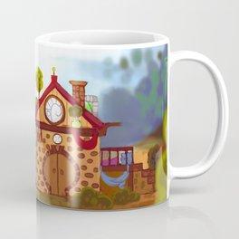 Sunny house Coffee Mug