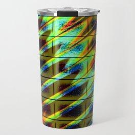 Abstract Perfection 21 Travel Mug