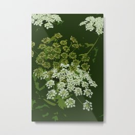 Angelica Abstact Metal Print
