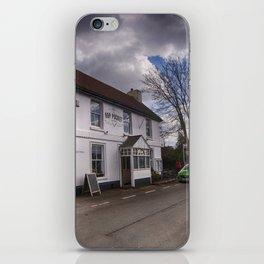 Hop Pocket Bossingham iPhone Skin