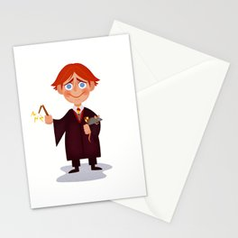 Ron Weasley Stationery Cards