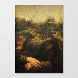 La Jaconde Canvas Print