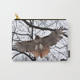 Pouncing hawk 35 Carry-All Pouch