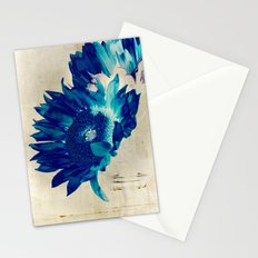 Sapphire Petal Stationery Cards