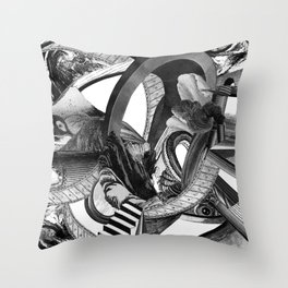 BigBang Throw Pillow