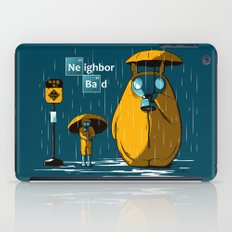 Neighbor Bad iPad Case