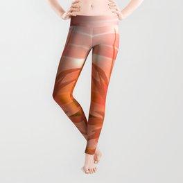Silky Dusk Leggings