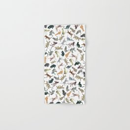Nature Cats Hand & Bath Towel