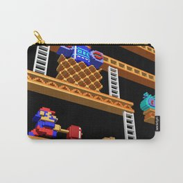 Inside Donkey Kong stage 2 Carry-All Pouch