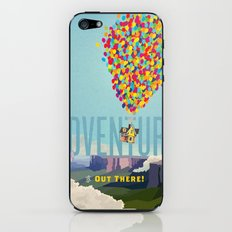 UP - Adventure Is Out There! iPhone & iPod Skin