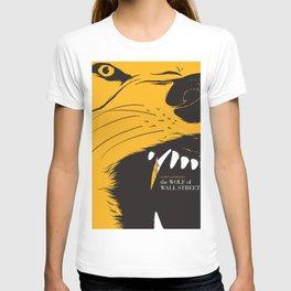 The Wolf of Wall Street | Fan Poster Design T-shirt
