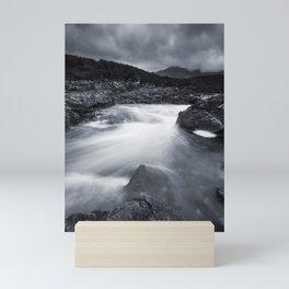 River Rapids Mini Art Print