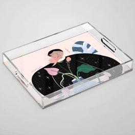 Arrange Acrylic Tray