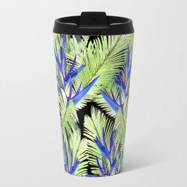 Tropical plant 2 Travel Mug