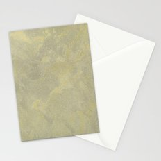 Modern Masters Metallic Plaster - Aged Gold and Silver Fox - Custom Glam Stationery Cards