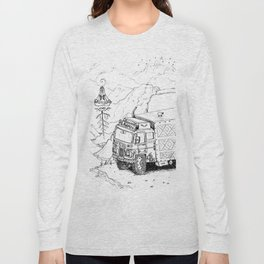 The Road Long Sleeve T-shirt