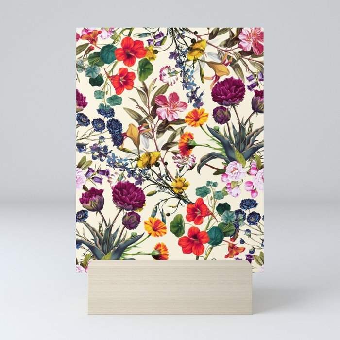 Magical Garden V Mini Art Print