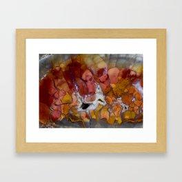 Chapenite,  Framed Art Print
