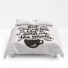 Hot Tea Comforters