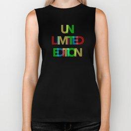 Unlimited Edition Biker Tank