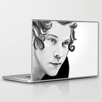 harry Laptop & iPad Skins featuring Harry by GirlApe