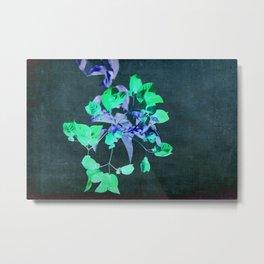 flowery branch II Metal Print