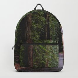 Avenue of The Giants Backpack