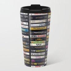 Old 80's & 90's Hip Hop Tapes Travel Mug