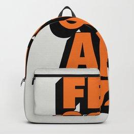 Feel Good Any Way Backpack
