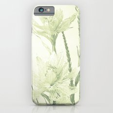 Glass flowers Slim Case iPhone 6s